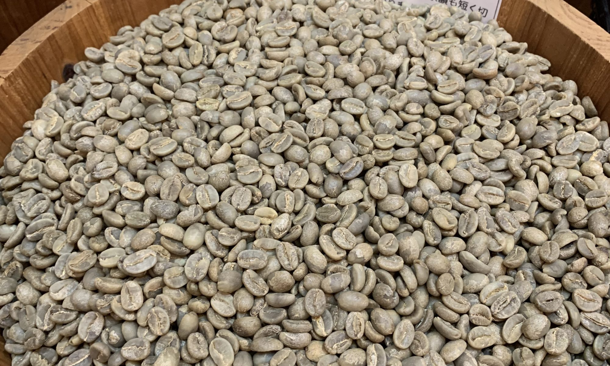 インドブルックリン農園生豆